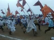 पांडुरंगाच्या भेटीसाठी वारकऱ्यांचा धावा