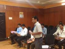 कुष्ठरोग निर्मुलन कार्यक्रमाची तयारी; जिल्हा परिषदेत बैठक