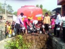 बुलडाणा : मेहकर उपविभागातील १५७ गावांमध्ये पाणीटंचाई!