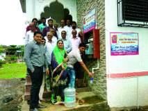 शुद्ध पाण्याकरिता 'भगीरथ' प्रयत्न