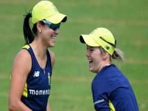 ही आहेत महिला क्रिकेटमधील 'जोडपी'!
