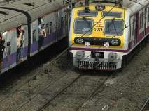 पश्चिम रेल्वे विस्कळीत; लोकल 20 ते 25 मिनिटं उशिरानं