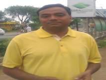 उस्मानाबादच्या प्राध्यापकाची परळीत आत्महत्या