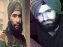 वेशांतर करून वावरतोय दहशतवादी; फोटो जारी