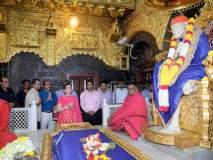 नीता अंबानी शिर्डीला आल्या; अन् मुंबई इंडियन्स जिंकेपर्यंत मंदिरात थांबल्या
