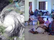 Cyclone Fani : 'फनी' चक्रीवादळ ओडिशाच्या किनारपट्टीवर धडकणार; 11 लाख लोकांचं स्थलांतर