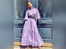 Cannes 2019 : दीपिका, कंगनासोबत हिना खानही दिसली ग्लॅमरस अंदाजात
