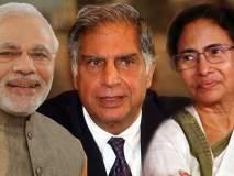 रतन टाटांच्या 'M' फॅक्टरने बदललं नरेंद्र मोदी आणि ममता बॅनर्जींचे नशीब