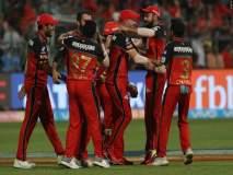 RCB vs SRH, IPL 2018 LIVE UPDATE : हुश्श... बंगळुरु अखेर जिंकली; हैदराबादवर विजयासह पाचव्या स्थानी