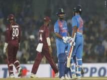 IND vs WI 3rd T20:अखेरच्या चेंडूवर भारताचा विजय