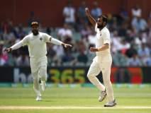 IND vs AUS 1st Test : भारताला विजयासाठी सहा विकेट्सची गरज