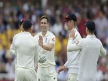 India vs England 3rd Test: भारताला तीन धक्के, वोक्सचा भेदक मारा