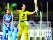 आॅस्ट्रेलियाची विजयी सुरुवात, भारतावर आठ गडी राखून मात