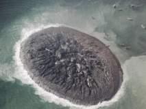 पाकिस्तानातील अजब घटना, अचानक समुद्रातून गायब झाला द्वीप!