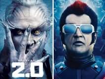 अक्षय कुमार आणि रजनीकांत यांच्या '2.0' सिनेमाचा नवा व्हिडिओ आला समोर