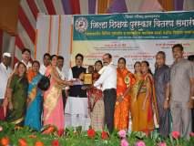 शाळा खोल्यांसाठी राज्य स्तरावर पाठपुरावा करु : पालकमंत्री राम शिंदे