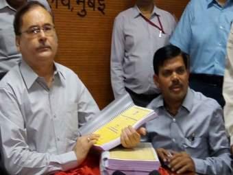 Maratha Reservation : राज्यमागासवर्ग आयोगाचा अहवाल अखेर मुख्य सचिवांकडे सुपूर्द
