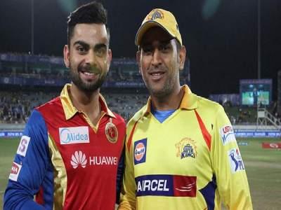 CSK vs RCB, IPL 2018 LIVE : बंगळुरुला सातवा धक्का; पवन नेगी धावबाद