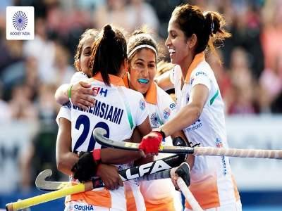 Asian Games 2018: shocking... भारतीय महिला हॉकी संघाचा 21-0 असा दणदणीत विजय
