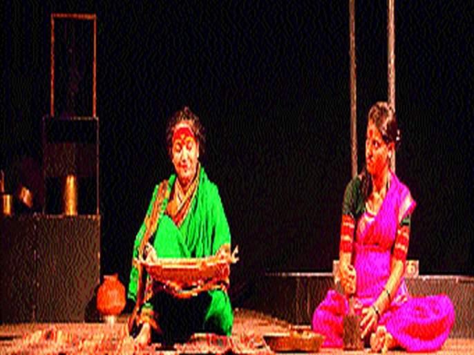 Delhi for the theater theater 'Devbabali' for the festival of festival: India's first time to host | थिएटर आॅलिम्पिकसाठी 'संगीत देवबाभळी'ची निवड दिल्लीत महोत्सव : भारताला प्रथमच यजमानपद