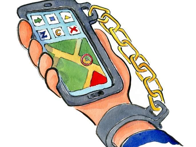 In spite of not giving a smart phone, young boy tried suicide in Amravati   स्मार्ट फोन न दिल्याने अमरावतीत तरुण मुलाने केला आत्महत्येचा प्रयत्न