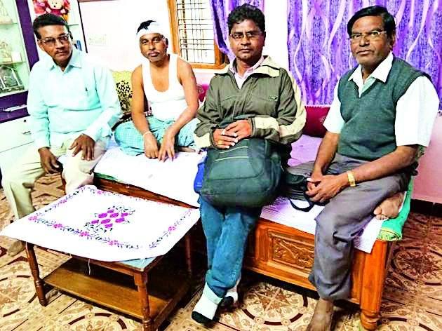They returned safely from Bhima Koregao | भीमा कोरेगावातून ते सुखरूप परतले