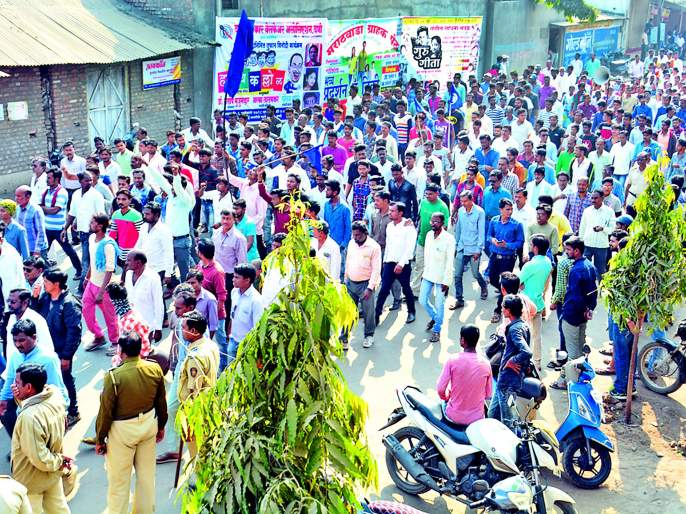 Success in the Bhima-Koregaon case closed   भीमा-कोरेगाव प्रकरणी बंद यशस्वी