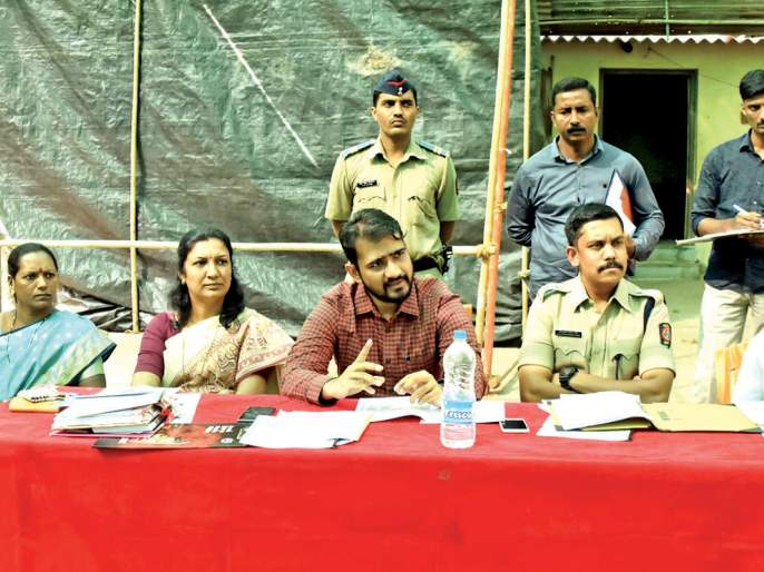District Collector of Sindhudurg reviewed the planning of Kukkeshwar Yatra | कुणकेश्वर यात्रा नियोजन बैठकीचा सिंधुदुर्गच्या जिल्हाधिकाऱ्यांनी घेतला आढावा