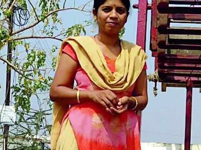 Aruna in Nagpur, challenging men's monopoly | पुरुषांच्या मक्तेदारीला आव्हान देणारी नागपुरातील अरुणा