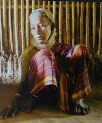 The help of 'Dai' in tribal areas of Amravati district | अमरावती जिल्ह्यातल्या आदिवासी भागात 'दार्इं'चा आधार