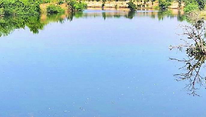 Fodder main canal threat! | भरावाचा मुख्य कालवा धोक्यात!