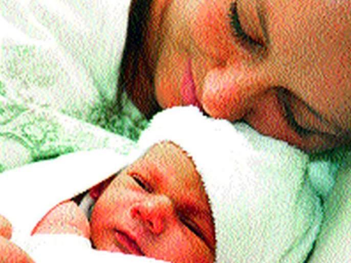 Welcome to Female Born: 21 Kanyaratnat in MahadDini city for women to serve with respect | स्त्री जन्माचे स्वागत : मातांना सन्मानाने सेवा देण्याचे आदेश महिलादिनी शहरात २१ कन्यारत्न