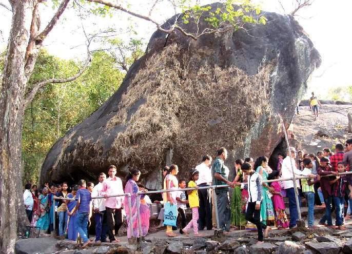 Mangaon Dutt Temple Rudra Dattayag Soula, Digambara, Dighambar Jayghosh | सिंधुदुर्ग : माणगाव दत्त मंदिरात रुद्र दत्तयाग सोहळा, दिगंबरा, दिगंबराचा जयघोष