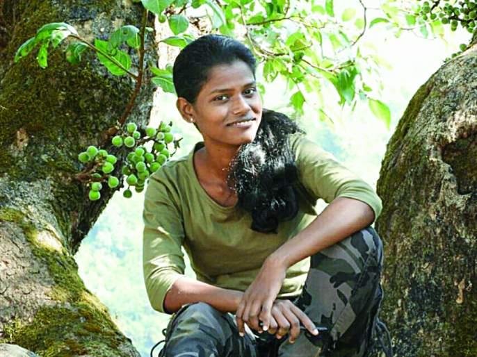 Women's Day 2018 Ratnagiri: Sonal in her name, she is the Queen of Sahyadri, save her name Sahyadri   Women's Day 2018 रत्नागिरी : ती नावाने सोनल, आहे सह्याद्रीची राणी, तिची हाक सह्याद्री वाचवा