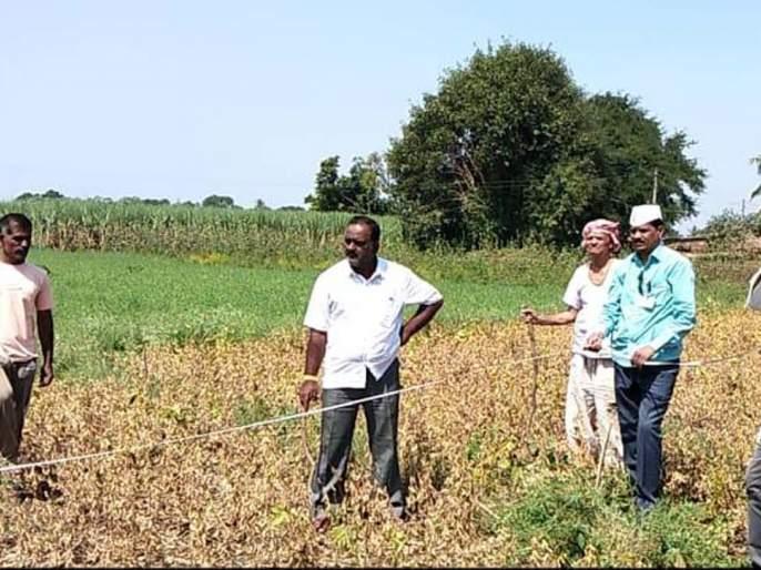 Drought Satyamation Test Start | दुष्काळी सत्यमापन चाचणीस प्रारंभ