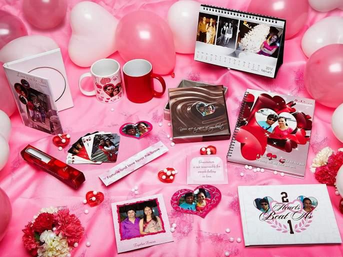 Emphasis on this year's Valentine's Day 'Personal Gift' | यंदाच्या व्हॅलेंटाइन डे ला 'पर्सनलाज गिफ्ट' वर जोर