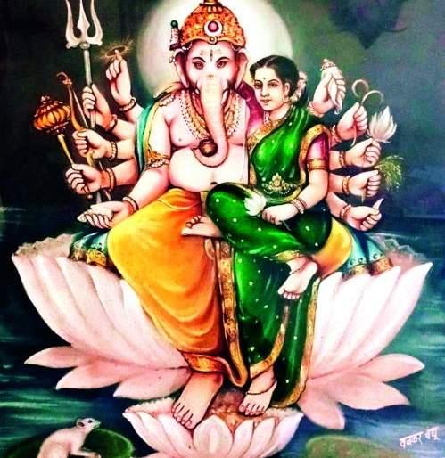 Ganesh Chaturthi 2018; Ganaapitha Acharya tradition; Adiguru Shree Ganakacharya | Ganesh Chaturthi 2018; गाणपत्य आचार्य परंपरा; आदिगुरुश्रीगणकाचार्य