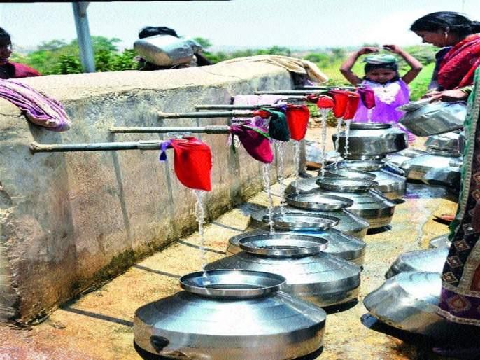 Heavy water shortage in Rajapur | राजापूरला भीषण पाणीटंचाई