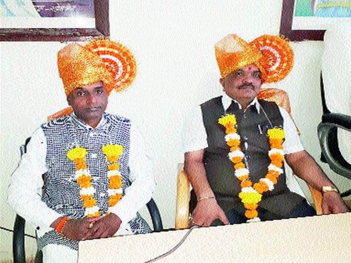 Shrikant Gaidhani, Gangaputra, as an Approved Municipal Councilor | स्वीकृत नगरसेवकपदी श्रीकांत गायधनी,गंगापुत्र
