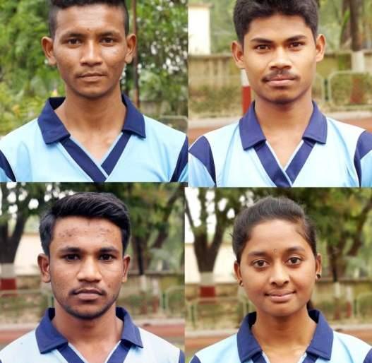 4 tribal students of Chandrapur district reached Mount Everest! | चंद्रपूर जिल्ह्यातील ४ आदिवासी विद्यार्थ्यांनी गाठले माऊंट एव्हरेस्ट !