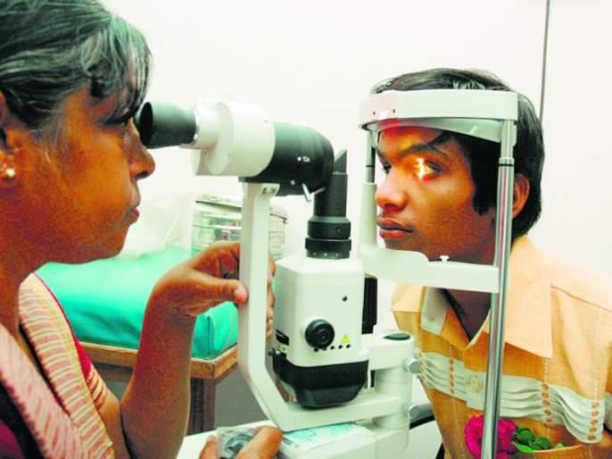 Eclipse in the cataract-free campaign in Nagpur | नागपुरात मोतीबिंदूमुक्त मोहिमेला ग्रहण