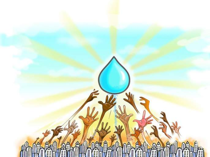 The speed of work of the Chief Minister's Drinking Water Program is very slow | मुख्यमंत्री पेयजल योजनेच्या कामाची गती मंदावली