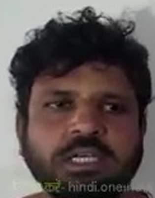 Cage's Vasudev Shastri judicial custody | केजच्या वासुदेव शास्त्रीला मथुरा येथे न्यायालयीन कोठडी