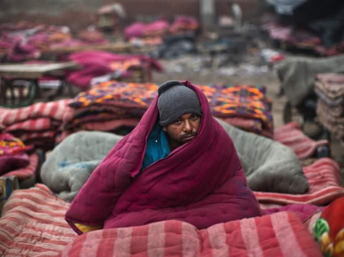 Gondiya recorded the lowest temperature in Vidharbha region | विदर्भात गोंदियात सर्वात कमी तापमानाची नोंद