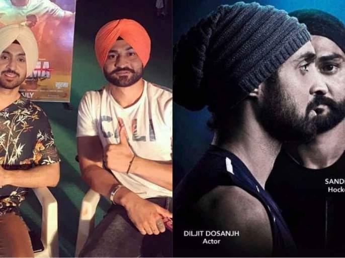 On this one condition Sandeep Singh gave permission to make biopic soorma | या एका अटीवर संदीप सिंह यांनी दिली 'सूरमा' बनवण्याची परवानगी