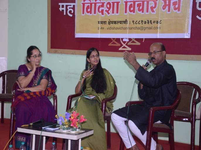 publisher should support book exibitions : ramesh rathivadekar | प्रकाशकांनी वाचक संस्कृतीच्या प्रसारासाठी ग्रंथप्रदर्शनांना पाठबळ द्यायला हवे : रमेश राठिवडेकर