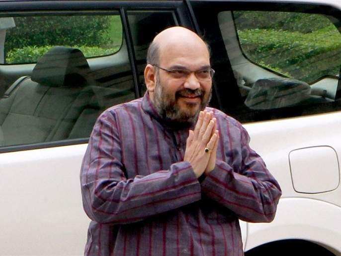Amit Shah on today's 'Matoshree' | सेनेच्या मनधरणीसाठी अमित शहा आज 'मातोश्री'वर