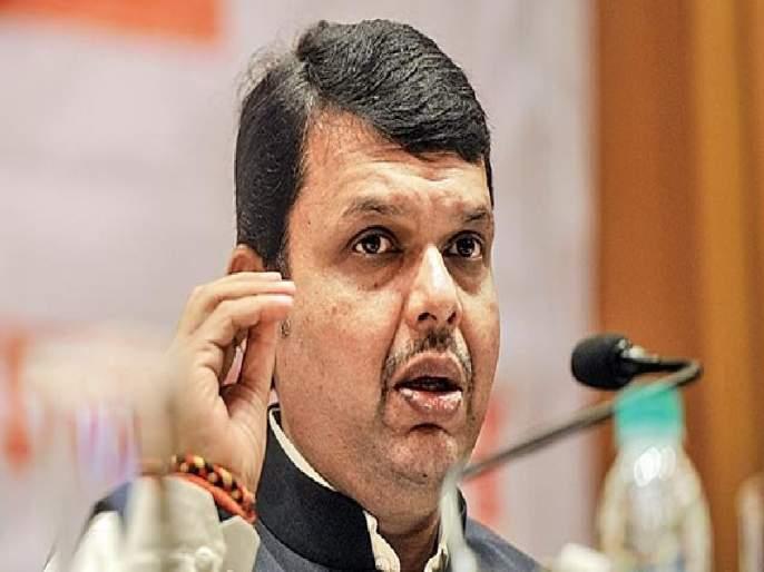 People coming out of Maharashtra are spreading casteism - Chief Minister Devendra Fadnavis | महाराष्ट्रात बाहेरचे लोक येऊन जातीवाद वाढवताहेत - देवेंद्र फडणवीस