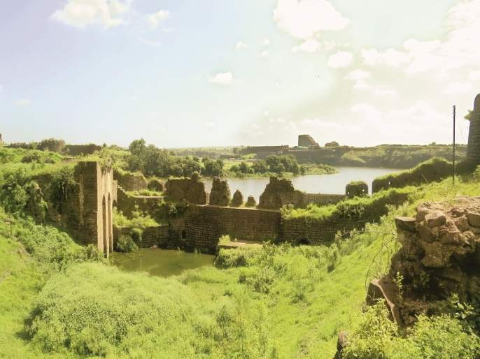 Naldurg: The unique example of medieval water engineering | नळदुर्ग : मध्ययुगीन जल अभियांत्रिकीचे विलक्षण उदाहरण