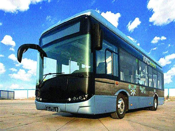Pollutionless buses to be run in Navi Mumbai | नवी मुंबईत धावणार प्रदूषणविरहित बसेस